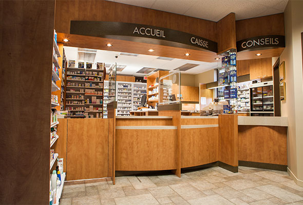 Pharmacie Elaine Charest